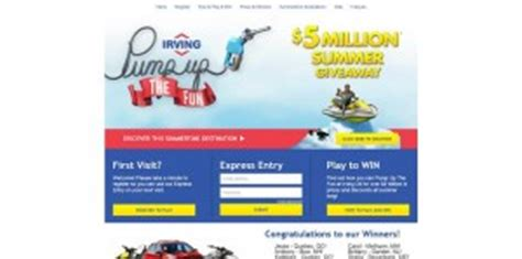 Irving Gas Gift Card - 5 gas station sweepstakes that will make you want to fuel up right now