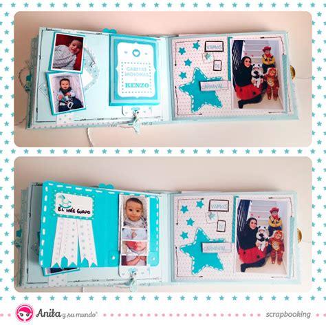 Album De Fotos De Beb En Foami | qu 233 es un 225 lbum scrapbook para beb 233 y c 243 mo hacerlo paso a