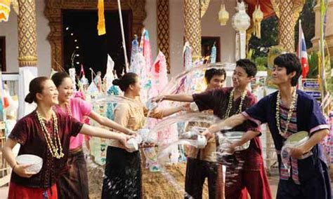 thailand new year song time to show support visit thailand for songkran