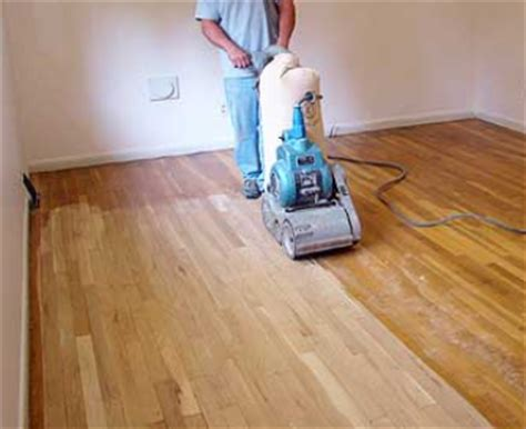 Buffing Wood Floors by Learn The The Difference Between Buffing And Sanding Wood
