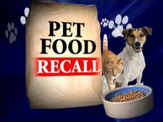 Pet Food Recall by Float Our Ark December 2010