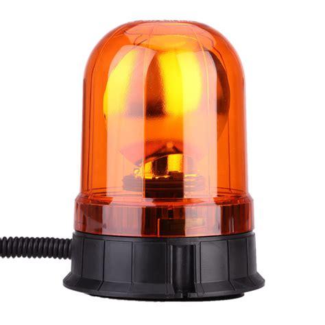 led car vehicle dual flash warning light beacon strobe