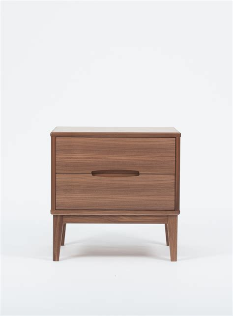 Leila Nightstand Contemporary Bedroom Furniture Pieces Bedroom Furniture Nightstands