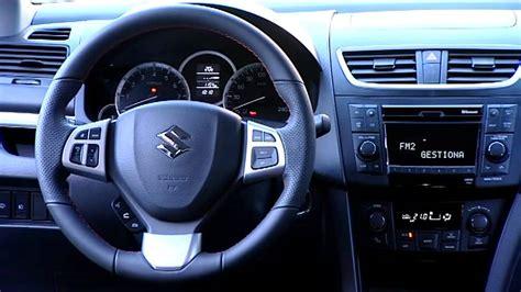 Suzuki Sport Interior Interior Of The 2012 Suzuki Sport