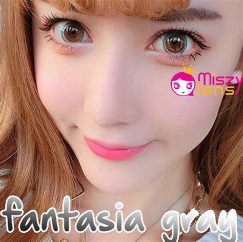 Softlens Yumiko Color Normal Only jual softlens dreamcolor fantasia free ongkir