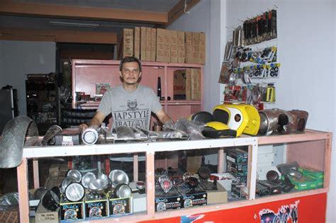 Hangrib Klasik By Damar Garage damar custom one stop garage gilamotor