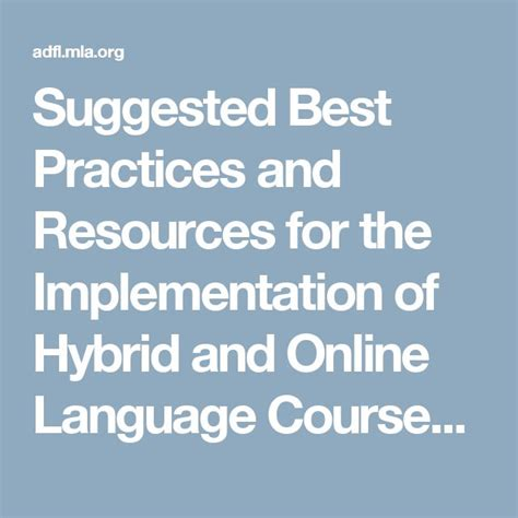 1000 Images About Language Program Administration On