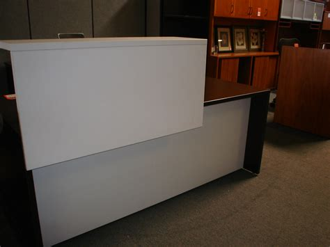 used reception desk used reception desk used office furniture in san diego