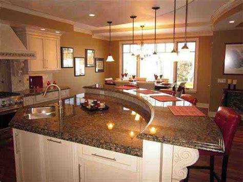 curved kitchen islands pin by angie jones newman on for the home