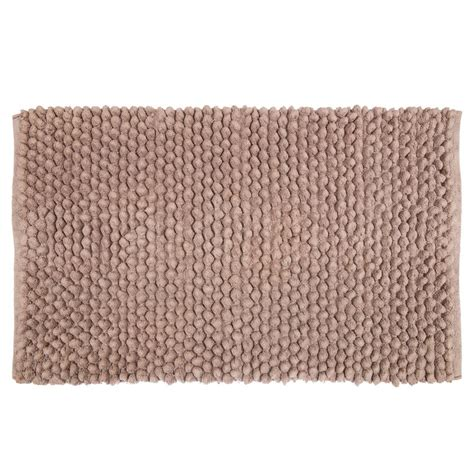 Chenille Bath Rugs by Rolled Large Bobble Chenille Bath Mat Bath Linen