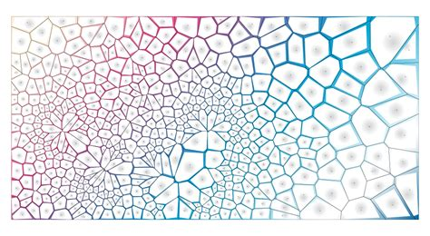 image pattern grasshopper how to get this kind of voronoi polycount