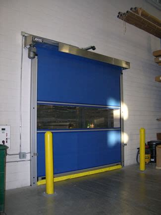 High Speed Loading Dock Doors Overhead Doors Rytec Garage Doors