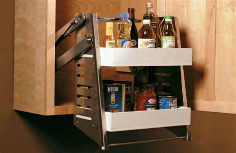 upper cabinet pull down shelf how to install a pull down shelf home improvement and