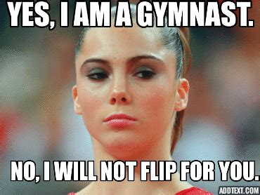 Gymnastics Meme - gymnastics quotes on tumblr