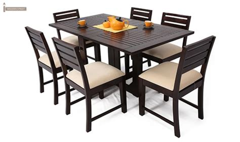 pepperfry dining table 6 seater where can i buy six seater dining table in mumbai quora