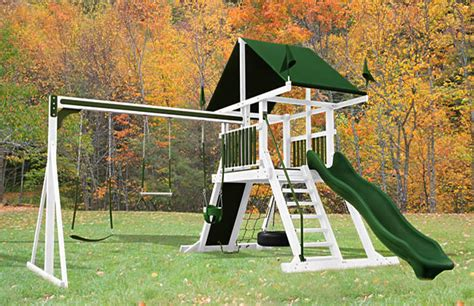 swing sets delivered and installed sk 4 mountain climber maintenance free swing set delivered