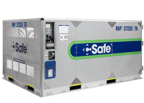 agency approval of new csafe rap active container opens e u market air cargo world