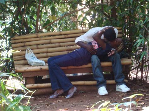 fucking on park bench perverts create muliro gardens b in kakamega