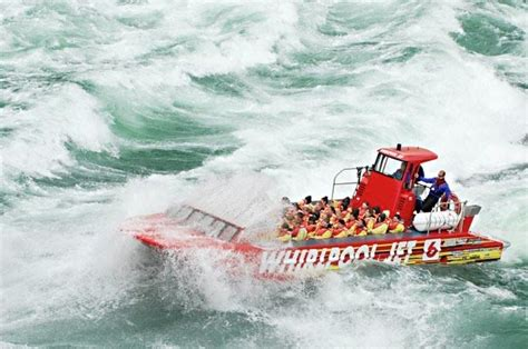 jet boat niagara video whirlpool jet boat tours niagara whitewater tour notl