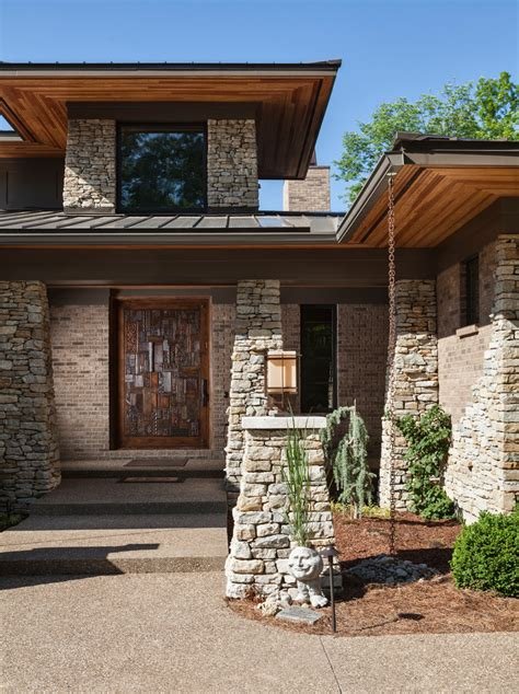exterior decoration dazzling downspout look cincinnati transitional exterior