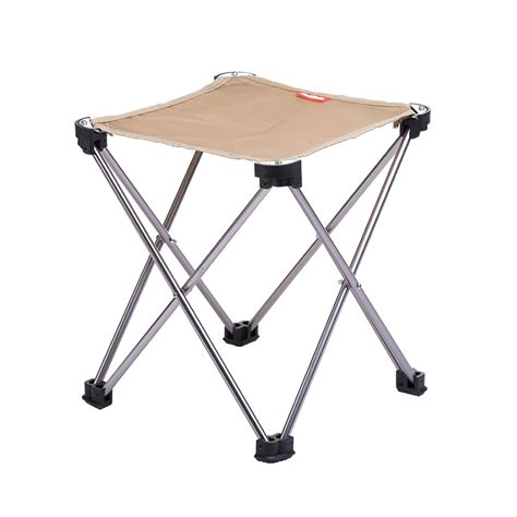 Ultra Light Folding Chair Portable Aluminum Folding Stool Naturehike