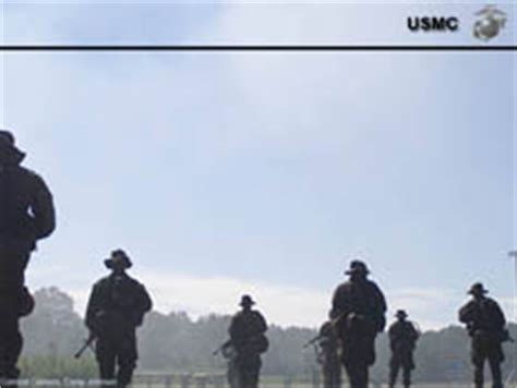 Power Point Template Marine Corps Powerpoint Templates
