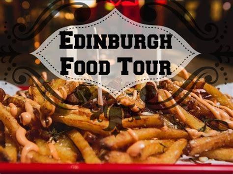 cuisine tour edinburgh scotland food tour