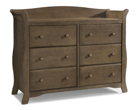 storkcraft avalon 6 drawer dresser gray storkcraft avalon 6 drawer universal dresser walmart ca