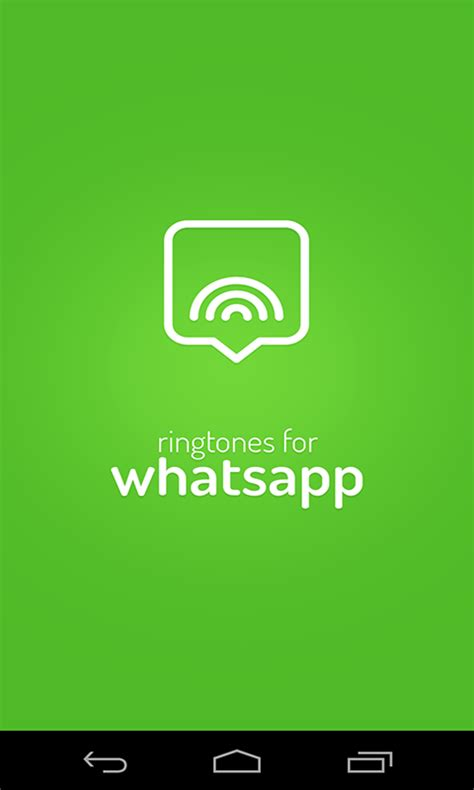 free ringtones app for android phones notification ringtones free android app android freeware