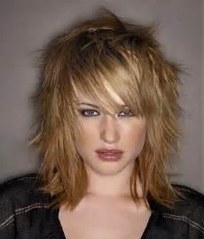 haircuts with razored layers image