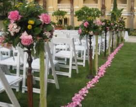 Garden Wedding Flower Arrangements Theme Of Wedding Styles Happy After And
