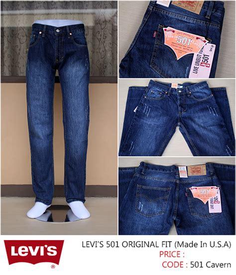 Levis 501 Kancing By Blackraven celana levis original