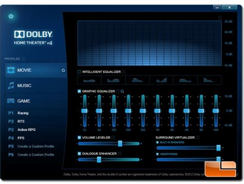 Home Theater Dolby asus xonar u7 usb sound card and review page 4 of 7 legit reviewssoftware dolby home