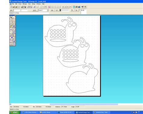 2d designs module task 2 cad 2d design