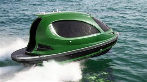 mini boats cancun compact reptilian watercrafts jet capsule