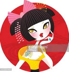 geisha clipart illustrations et dessins anim 233 s de geisha getty images