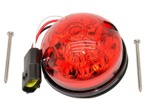 red led dome christmas lights dome shaped led lights for land rover series and defenders