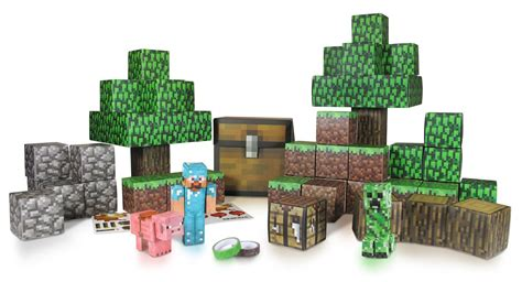 Papercraft Kits - minecraft papercraft minecraft seeds for pc xbox pe