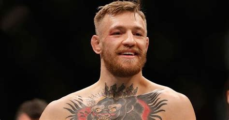 conor mcgregor hairstyles image gallery mcgregor haircut