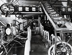 Henry Ford And The Assembly Line Photos Of The Ford Assembly Line In 1913 Business Insider