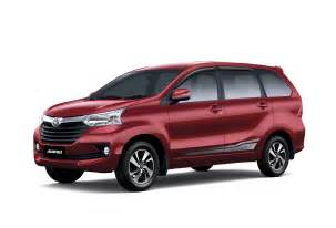 Toyota Avanza 2016 2016 Toyota Avanza Facelift Launched In Malaysia