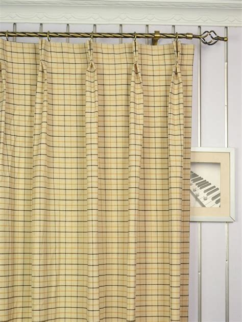 pinch pleat curtain calculator pinch pleat curtains pinterest te rahat tasarımlar
