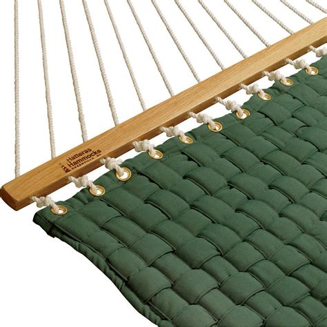 How To Weave Hammock soft weave hammock forest green sq weave gr hatteras hammocks hammocks hammock factory