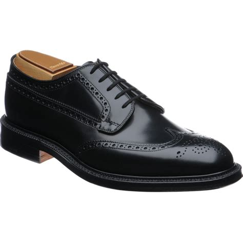 church shoes church shoes church custom grade grafton brogue in