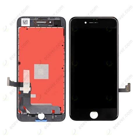 oem original replacement part for iphone 8 plus lcd screen touch glass digitizer assembly black