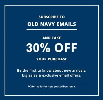 old navy coupons phone coupon 30 off at old navy free stuff product sles