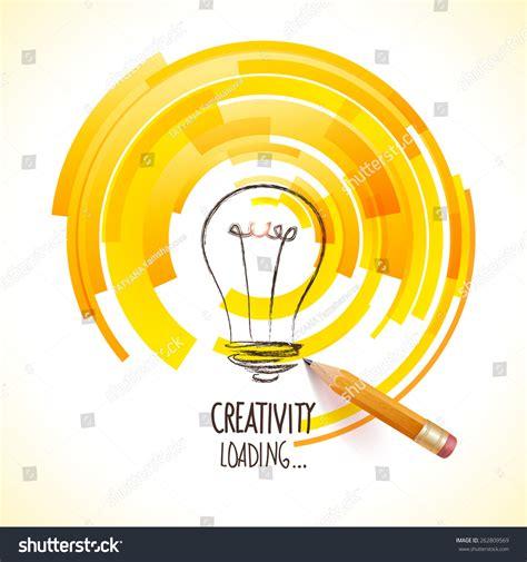 idea design awards idea design of progress bar loading creativity stock