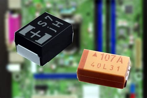 how to read polymer capacitor polymer chip capacitor 28 images avx expands professional conductive polymer chip capacitor