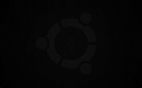 wallpaper black ubuntu dark ubuntu wallpapers hd widescreen for desktop laptop