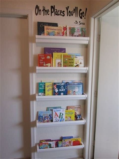 book racks and book on